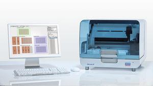 sistema de preparación de muestras automatizado / de laboratorio / para biología molecular y celular / para purificación de ADN