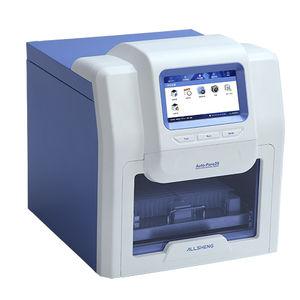 sistema de preparación de muestras automático / de laboratorio / por purificación / de mesa