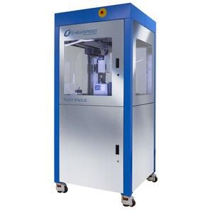 sistema de preparación de muestras robotizado