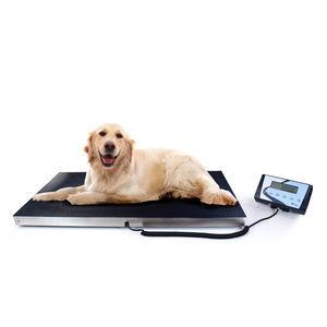 balanza veterinaria electrónica