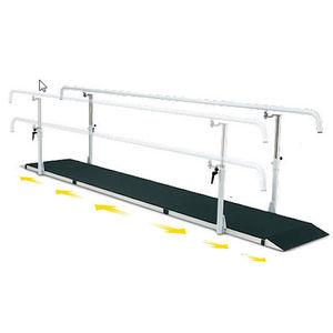 barras paralelas de rehabilitación de altura regulable
