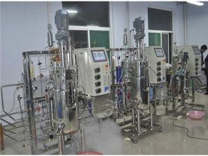 biorreactor de laboratorio