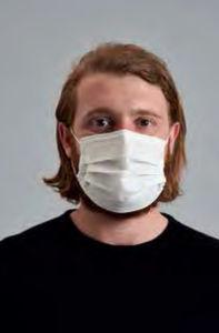 mascarilla de protección de polipropileno