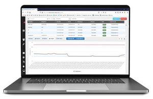aplicación web para registrador de temperatura