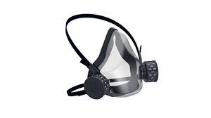 mascarilla respiratoria con filtro