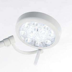lámpara para cirugía menor medicina general / para odontología / led / con ruedas