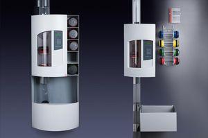 sistema de tubos neumáticos de hospital