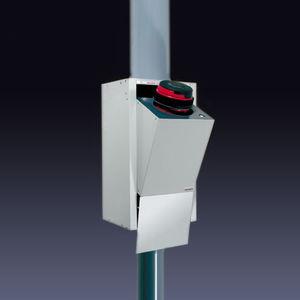 sistema de tubos neumáticos de descarga