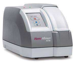 analizador de hemoglobina glicada point of care