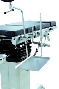 bandeja para instrumental estándar para mesa de operaciones