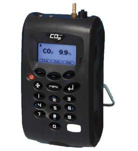 tester de dióxido de carbono