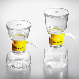 filtro al vacío / para líquido / de laboratorio / de polietersulfona
