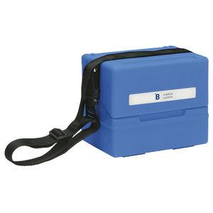 contenedor para bolsas de sangre / para muestras biológicas / de transporte / para productos termosensibles