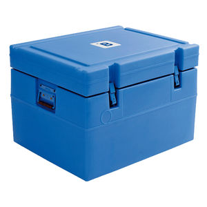 contenedor para bolsas de sangre