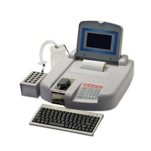 analizador de quimica clinica semiautomático