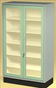 vitrina para instrumental quirúrgico