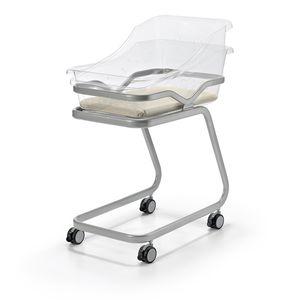 cuna hospitalaria con ruedas