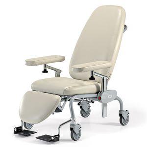 sillón para extracción de sangre manual