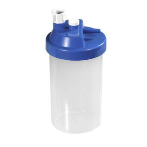 humidificador de burbujas / de un solo uso