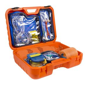kit médico de reanimación cardiopulmonar