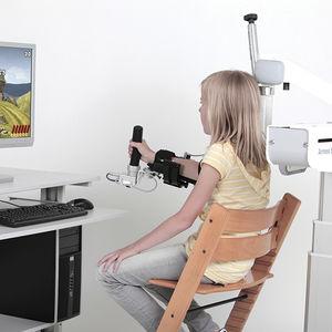 sistema de rehabilitación brazo / muñeca / pediátrico / robotizado