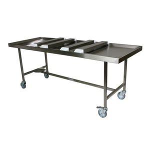 mesa de autopsia
