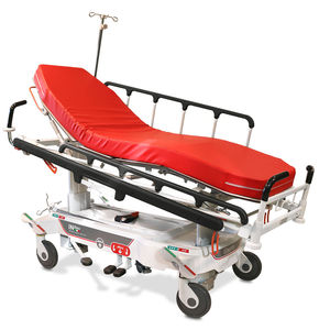 carro camilla de emergencia