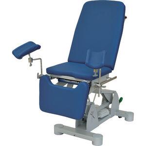 sillón de reconocimiento ginecológico / eléctrico / de altura variable / 3 secciones