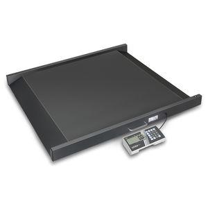 plataforma de pesaje electrónica