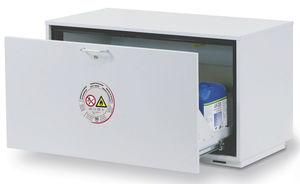 armario de seguridad / para líquido inflamable / para material peligroso / de laboratorio