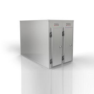 cámara mortuoria frigorífica para camillas mortuorias / para varios cuerpos / 3 cuerpos / 6 cuerpos