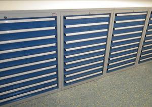 armario para almacenamiento de muestras