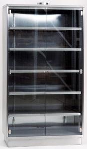 armario para almacenamiento de muestras / para muestras de laboratorio / de laboratorio / con estantes
