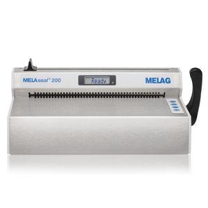 sellador térmico médico / semiautomático / rotativo / de banda