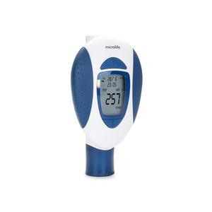 flujómetro de pico electrónico