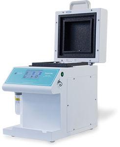 sistema de preparación de muestras automático / para histologia / por criogenización / por inclusión