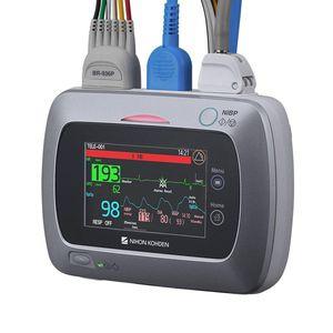 monitor de constantes vitales ECG
