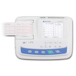 electrocardiógrafo 3 canales / digital / con impresora