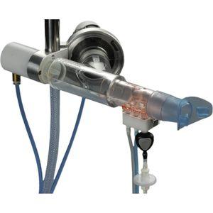 sistema EFR con medición de la DLCO