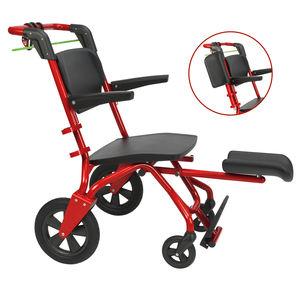 silla de traslado de pacientes de interior