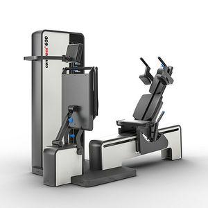 estación de musculación prensa de piernas
