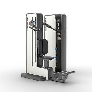 estación de musculación prensa de hombros