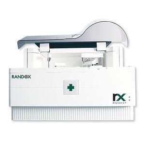 analizador de bioquímica automatizado / veterinario / compacto / aleatorio