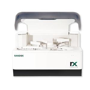 analizador de bioquímica automatizado / veterinario / de mesa / compacto