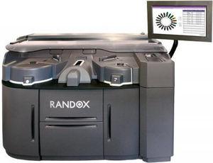 analizador de inmunología automatizado / para diagnóstico clínico / de pie / con multiplexación
