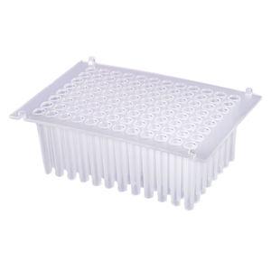 microplaca de filtración / para almacenamiento de muestras / por separación magnética / para extracción de ADN