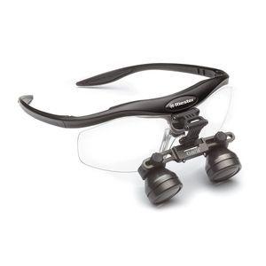 lupa binocular con montura