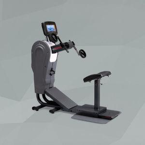pedaleador ergométrico de ejercicio brazos