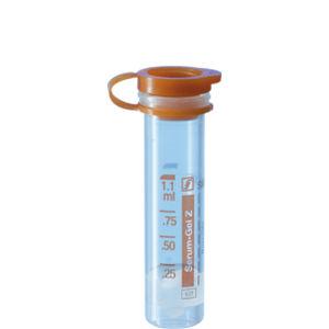 tubo de extracción de fondo cónico
