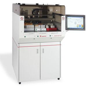 sistema de automatización de laboratorio de desencapsulado de tubos / de encapsulado de tubos / para la clasificación de tubos